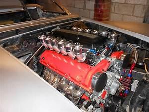 1971 Corvette With A Bmw V12  U2013 Engine Swap Depot