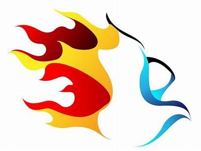 Holy Spirit Fire Transparent Clipart Symbols Christian