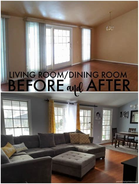 Persnickety House Living Room Before & After Photos