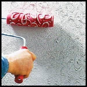 Rolle Zum Streichen : strukturputz selber machen boden und wand bauen und wohnen in der schweiz ~ Orissabook.com Haus und Dekorationen