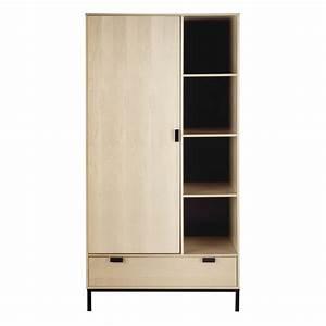 Maison Du Monde Armoire : armoire l 98 cm graphik maisons du monde ~ Melissatoandfro.com Idées de Décoration
