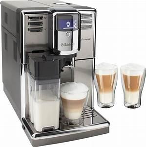 Kaffeevollautomat Mit Mahlwerk : saeco kaffeevollautomat hd8917 01 incanto 1 8l tank scheibenmahlwerk inkl 2x latte macchiato ~ Eleganceandgraceweddings.com Haus und Dekorationen