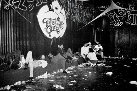 Paradise Garage by 20 Photos Of Larry Levan S Pivotal Saturday