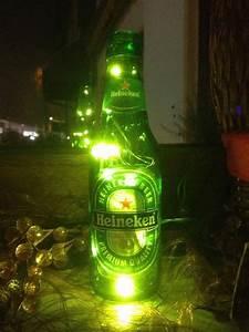Flasche Mit Lichterkette : 025l heineken flasche mit led lichterkette von taunusbottles taunus bottles pinterest heineken ~ Frokenaadalensverden.com Haus und Dekorationen