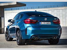 2015 BMW X6 M F86 specifications, photo, price