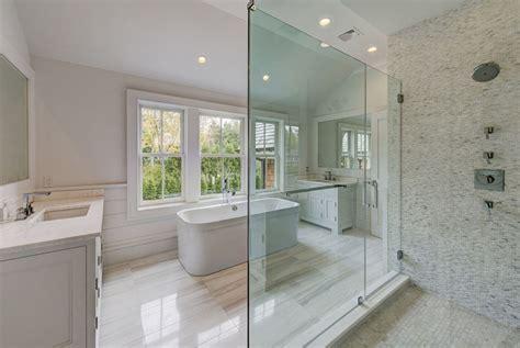 Master Bathroom Tile Ideas by 63 Luxury Walk In Showers Design Ideas Designing Idea