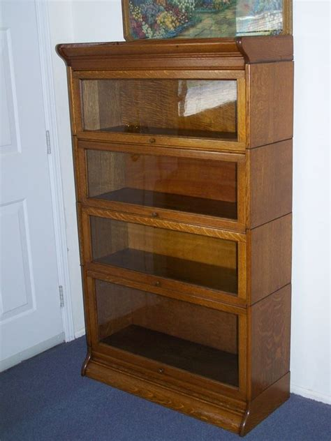 Furniture Sale Bookcase by 4 Stack Quot D Quot Gunn Sold Antique Lawyer Barrister