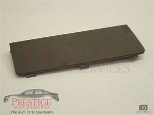 Audi A2 8z Dark Grey Fuse Box Cover Lid Access Panel