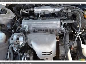 2 2l Toyota Camry Rebuilt Engine