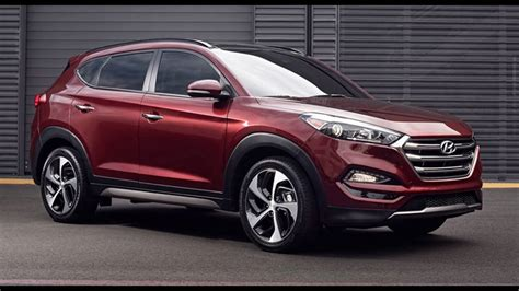 Tucson pushes the boundaries of the segment with dynamic design and advanced features. Hyundai tucson 2016 interior & colours - YouTube