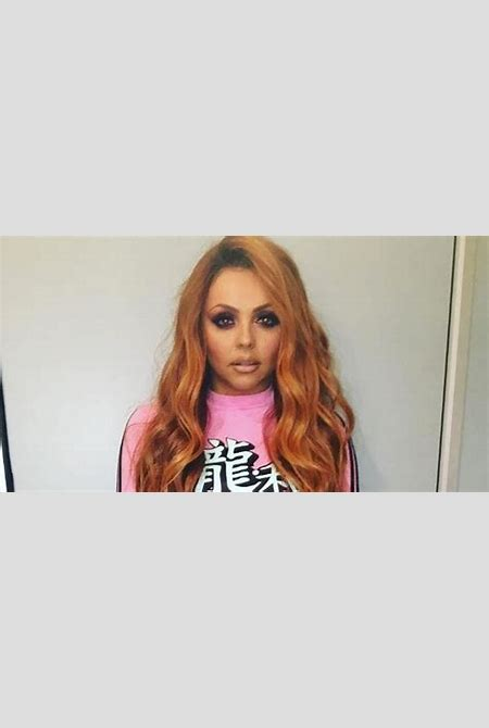 Jesy Nelson gives herself a wedgie in TINY pants as she flaunts her slim pins on The Late Late ...