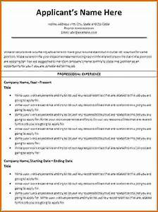 6 how to make a resume on word 2010 lease template With how to do a resume on word 2010