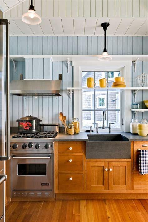 cuisine ikea petit espace aménager une cuisine 40 idées pour le design