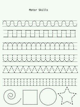 pattern tracing practice warmup  images