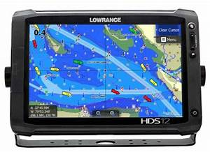 Interfacing To Lowrance Hds Gen2 3