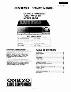 Onkyo R30