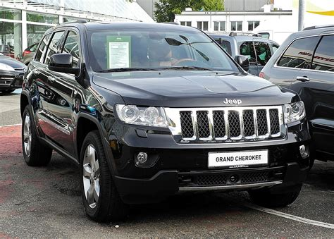 Jeep Grand 3 0 Crd Technical Details History