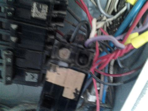 Can Remove Wires From Circuit Breaker Home