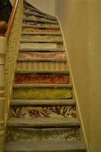 Peindre Escalier En Bois #4 Contre Marches Contre Coll233es Les Semi Bourgeoises KIRAFES