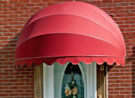 seville dome shaped awning