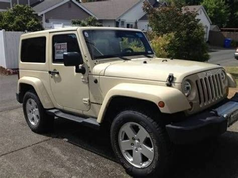 dark gray jeep wrangler 2 door purchase used 2011 jeep wrangler sahara sport utility