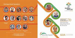 India Ideas Conclave 2016