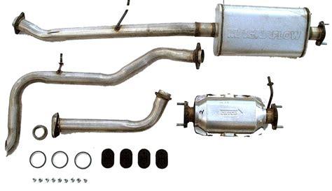 Suzuki Samurai Exhaust by 2 Magnaflow Exhaust System Trail Tough