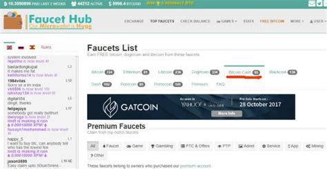 doge faucet for faucethub 95 bitcoin faucet in uno per guadagnare bcc rapidamente