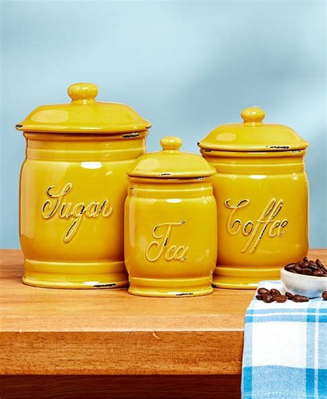 Kitchen Canister Sets Ceramic by Best 25 Canister Sets Ideas On Kitchen