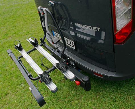 nouveau porte velos sawiko pour ford custom fourgon van