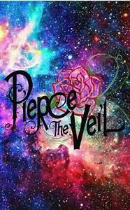 Pierce The Veil Galaxy Phone Background by woeisbri on ...