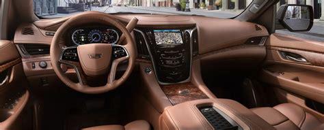 2018 Cadillac Escalade Release Date, Interior And Updates
