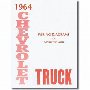 1964 Chevy Truck Wiring Diagram
