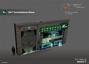 Store Windows | Video Games Artwork
