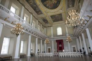 banqueting house palace  whitehall london england
