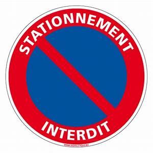 Panneau Interdit De Stationner : panneau stationnement interdit l0020 ~ Dailycaller-alerts.com Idées de Décoration