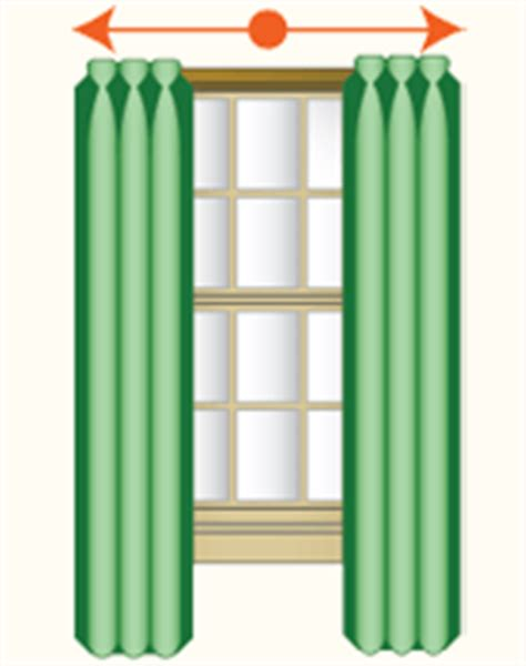 One Way Decorative Traverse Curtain Rods by Kirsch Drapery Hardware That Open And Close Drapes Are
