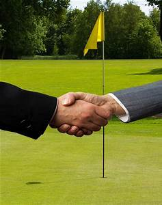 How to Close a Business Deal on the Golf Course