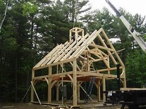 Parker Pond Shores Portfolio Grand View Log  U0026 Timber