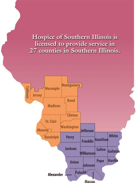 locations hospice  southern illinois