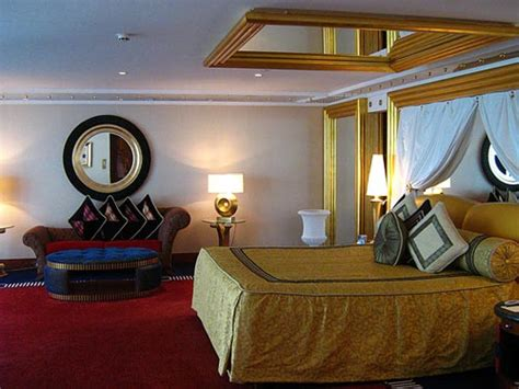 chambre hotel al heure h 244 tel de r 234 ve quot burj al arab quot de duba 239 femmezine