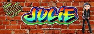 Graffiti Boop ~ Jewels Art Creation