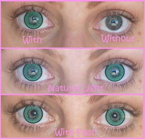 how to make eye color lighter our new cosmetic circle lenses are for those