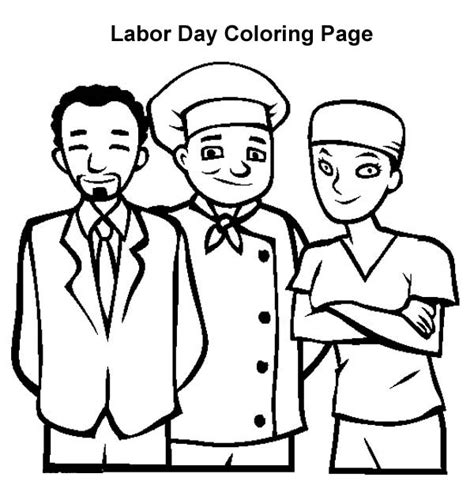labor day coloring pages  image collections