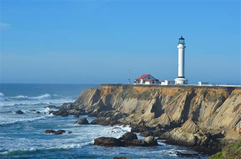 Point Arena Lighthouse | Taken on a recent trip to Howard ...