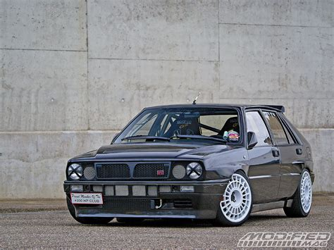 1990 Lancia Delta Integrale 16v All Hail Sir Lancia