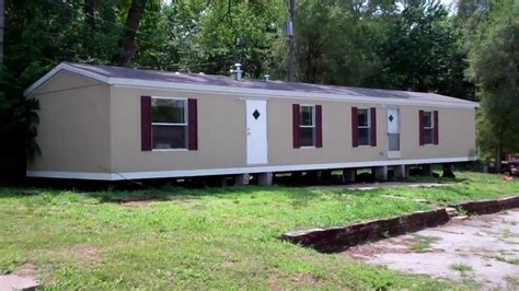 house trailer walkthrough of a mobile home mobile home park investment
