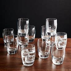 Otis Juice Glasses, Set Of 12  Crate And Barrel