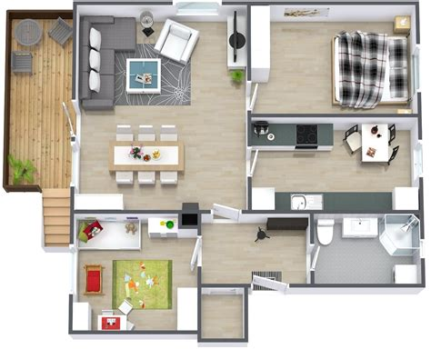 simple 2 house plans simple two bedroom house plan interior design ideas