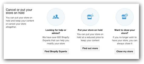 shopify pricing plans  plan   pick